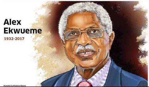 Ekwueme And Place Of Values –By C. Don Adinuba