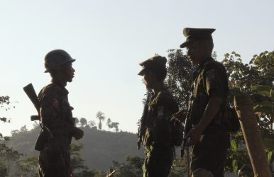 Myanmar's Unhappy Rebels