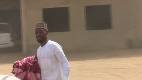 EFCC Arraigns Ex-Nasarawa Gov.'s Son, Adamu, for N92m Fraud
