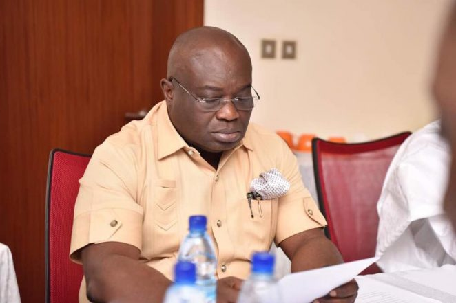 """Gov. Ikpeazu Indicted By US Court For Murder Of IPOB Members"""