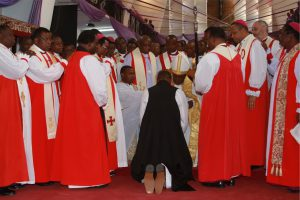 Bishop Of Lagos: Crisis Looms In Anglican Church, Aggrieved Parties Allege Bribery