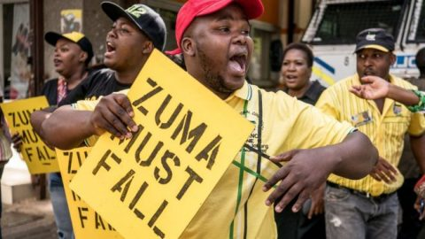 ANC leaders meet to decide on President Jacob Zuma's future