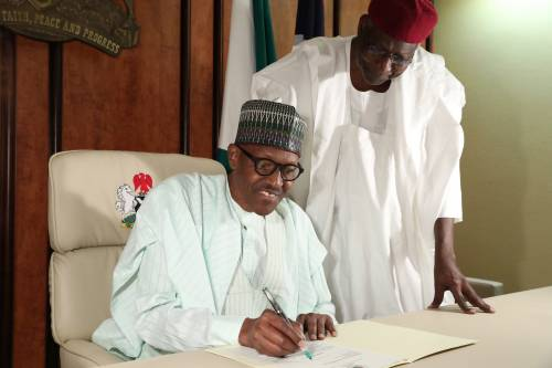 Remembering 2015; Mr. Buhari…And Promises Broken, Hope Dashed? – By Prince Charles Dickson PhD