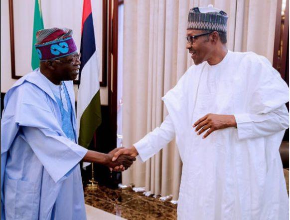 Asiwaju Tinubu: President Buhari Has Saved APC From Legal Turmoil