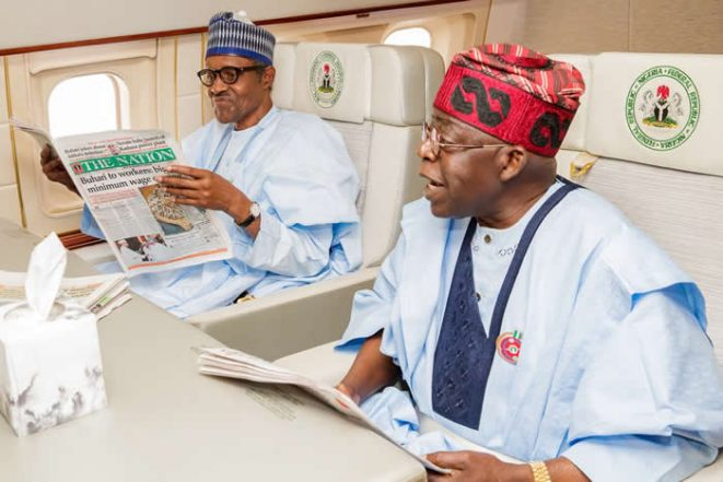 2019: Buhari's Ambition In Danger As Tinubu, PDP Strike Agreement