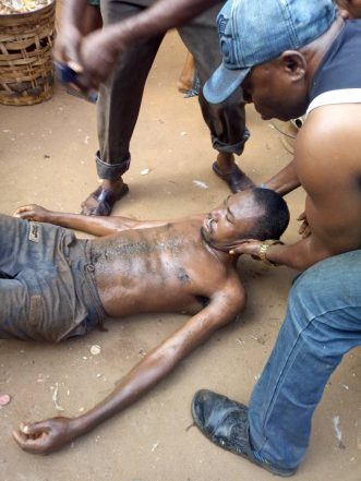 Cultists Beat Man To Stupor In Owerri Market Over N150,000
