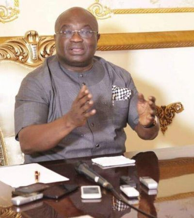 Gov Ikpeazu To Accompany Buhari To Burkina Faso Tomorrow