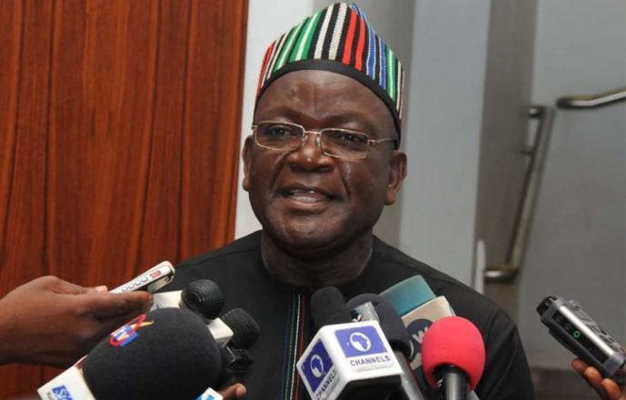 Gov. Ortom, Tashaku And Implication For National Security – By Dooshima Targema