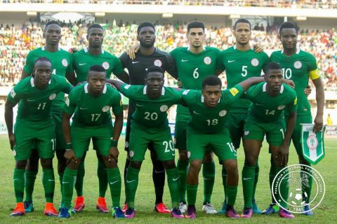 World Cup-bound Nigeria gets sponsorship boost