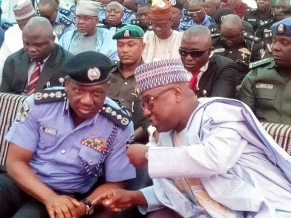 IGP Soft Pedals On Police Withdrawal From VIPs