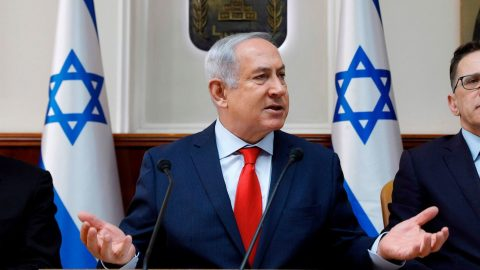 Israel's Netanyahu acknowledges that he is likely to be indicted soon
