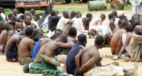 Court Release 475 Boko Haram Suspects For 'Rehabilitation'