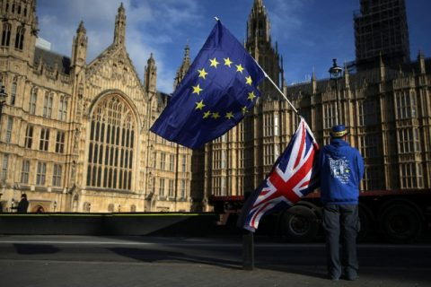 New anti-Brexit party launches in Britain