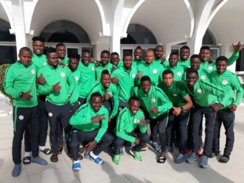 CHAN: President Buhari To Receive Super Eagles February 28