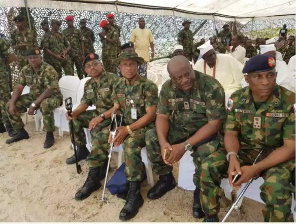 Nigerian Army Rotates 3,000 Troops Battling Boko Haram