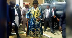 Gov. Dickson Thanks Obasanjo