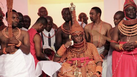 Benin Monarch Accuses Church Leaders Of Aiding Human Trafficking