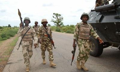 Army Arrests, Parades Militia Herdsmen In Benue