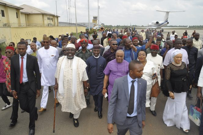 Imo To Conduct Local Govt. Election In June – Okorocha