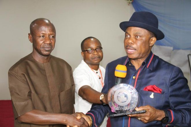 Anambra EXCO Retreat Ends With Lecture By Magu, EFCC Boss