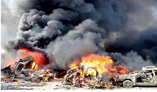 Female Suicide Bomber Hits Buni-Yadi Mosque