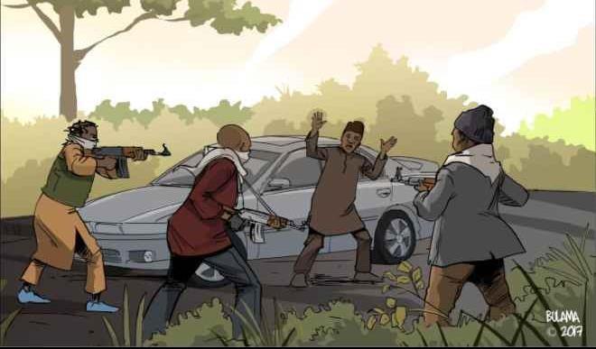 Gunmen Kidnap SUBEB's Secretary In Kano