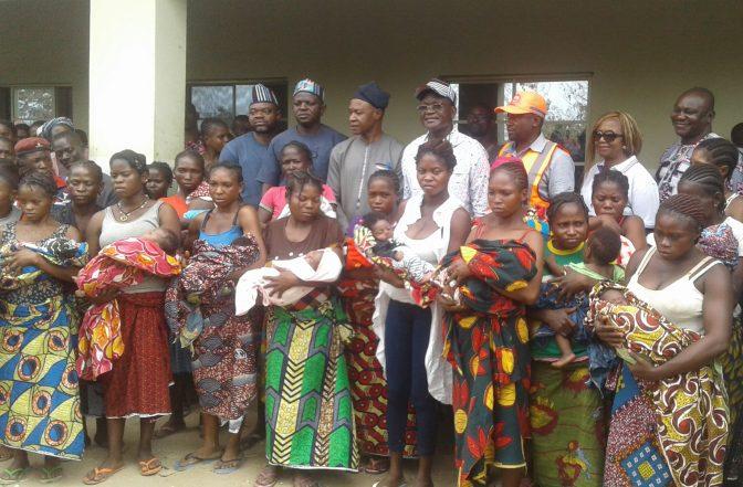 Methodist Church Donate Trucks Of Relief Materials To Benue IDPs