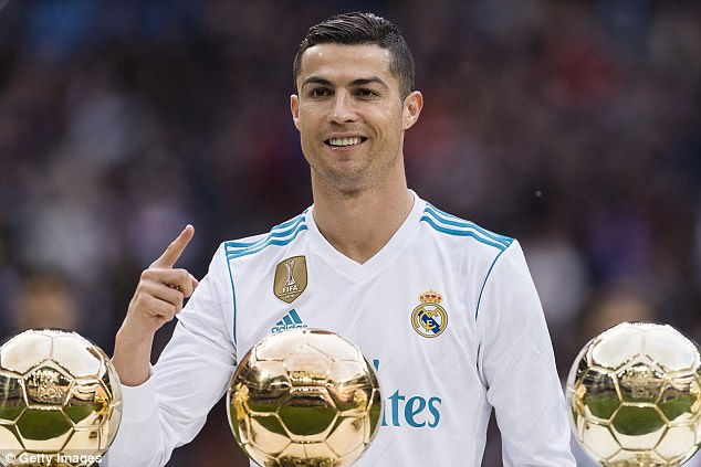 Why I'm The Best In The World – Ronaldo