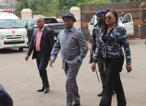 No Tax Clearance Certificates, No Authority Papers – Obiano Tells Park Managers