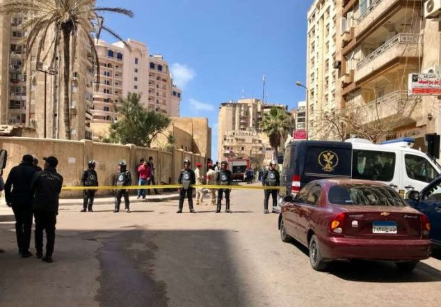 Bomb Kills 2 In Alexandria Ahead Of Egypt Presidential Vote