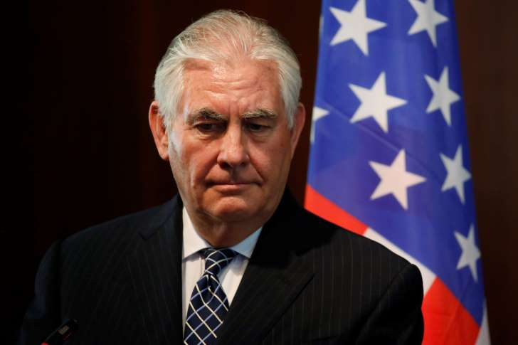 'Have they started blaming Russia?' Moscow mocks Tillerson sacking