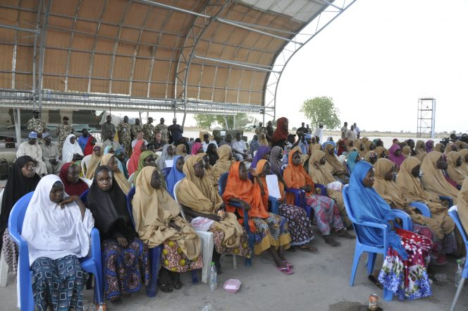Update 2: 104 Dapchi Girls, 2 Others Freed Unconditionally – FG