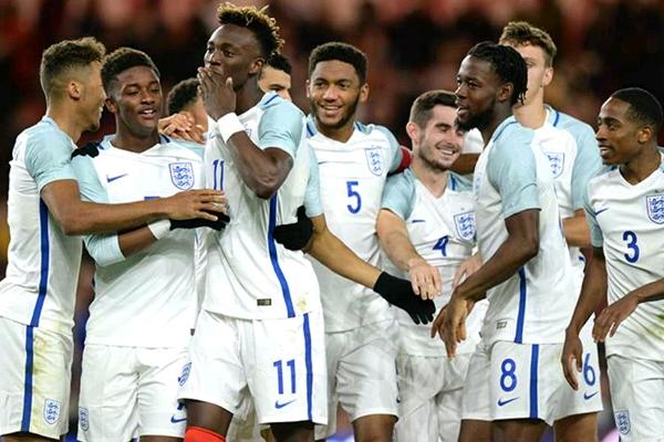 After Nigeria Snub, Abraham Demoted To England U-21s; Lookman, Solanke, Ejaria Invited