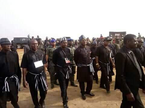 Another Mass Burial, Benue Bids Farewell To Okpokwu 26