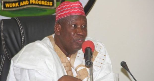 Ganduje Finalizes Preparation For FG's Trans-Nigeria Gas Pipeline Project To Kano