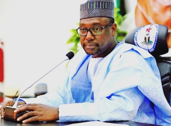[Video] Gun Shots As Niger State Gov Escapes From Event
