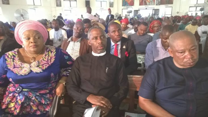 Archbishop Obinna Escapes Lynching By Whiskers