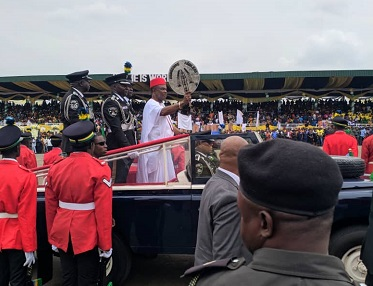 5 Govs, Oni Of Ife, Others Grace Obiano's Inauguration