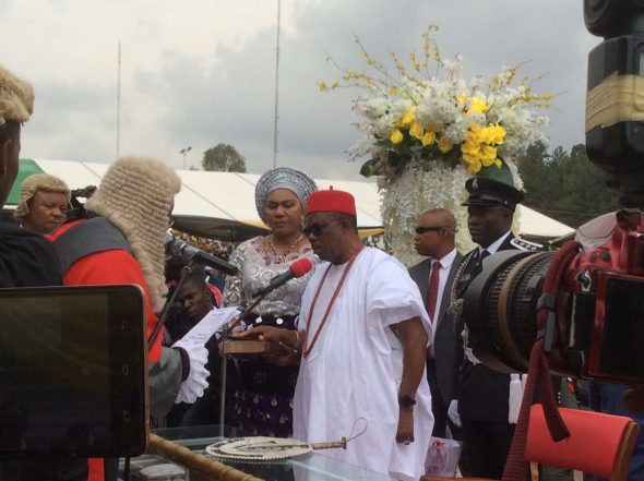 Obiano Embarks On 'Surgical Operation' Of Markets In Anambra