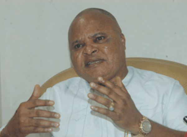 We Have Resolved To Support President Buhari For A Second Term – Araraume