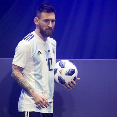 Messi banned from international football for 3 months