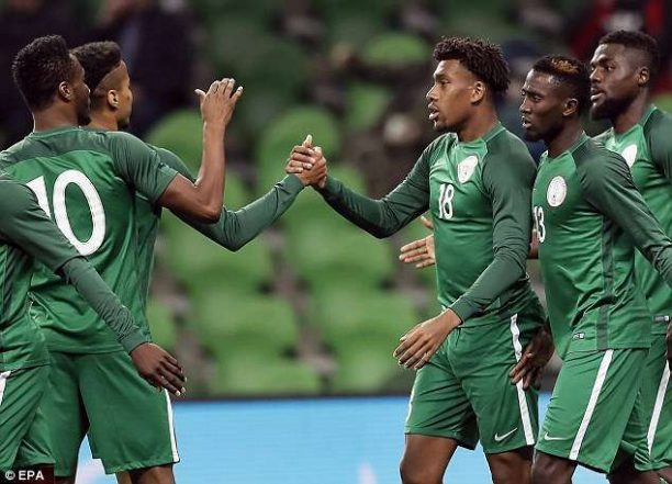 Nigeria Vs Poland: Time of game and where it's showing