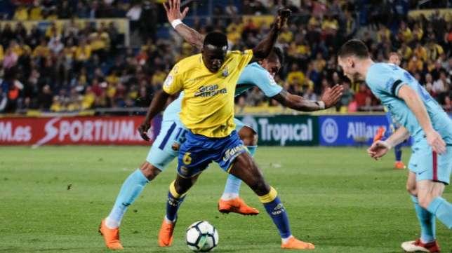 Oghenekaro Etebo and Paulinho