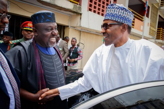 Buhari Has Scored Another Beautiful Goal For The Nation's Democracy – Okorocha