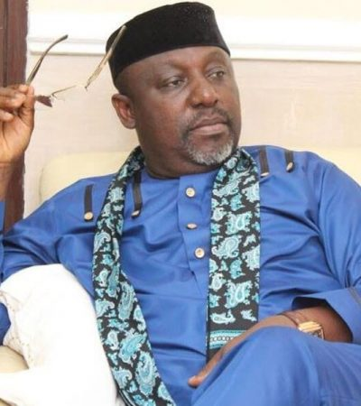 """I Won't Join Issues With The EFCC Boss, Ibrahim Magu"" – Okorocha"