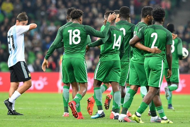 Croatia to spy on Super Eagles in England