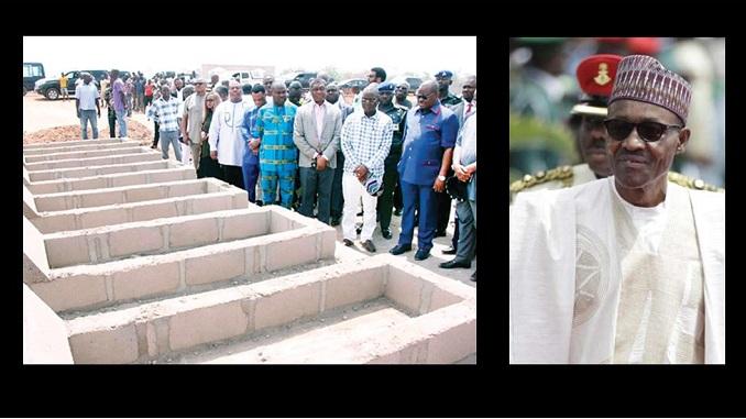 Buhari Visits Benue, Shuns Grave Of Victims, IDPs