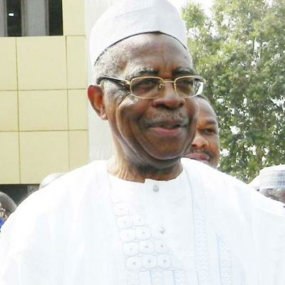 """""""TY Danjuma: It is Time To Check Your Conscience: An Open Letter"""""""