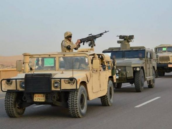 Egypt: 16 jihadists killed in Sinai operation
