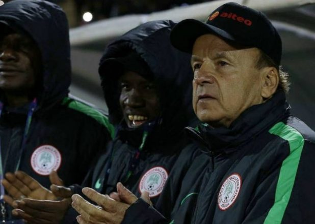 Gernot Rohr: Super Eagles not scared of Lionel Messi